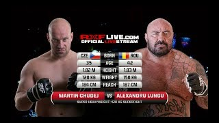 Download RXF :Sandu Lungu VS Martin Chudej Video