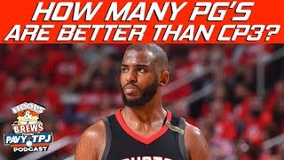 Download Points Guards Better Than Chris Paul All-Time (feat The Schmo)   Hoops N Brews Video
