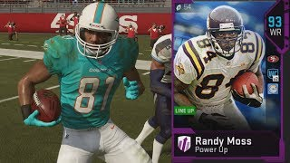 Download Madden 19 Ultimate Team - +2 Speed! Moss Fastest Player! MUT 19 Gameplay Video