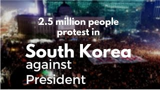 Download South Koreans know How to Protest - Most peaceful protest ever Video