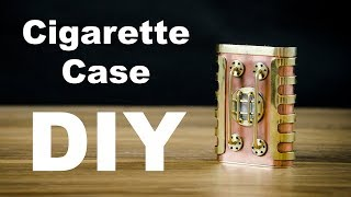 Download Steampunk Cigarette Сase How to Make DIY 2# Video