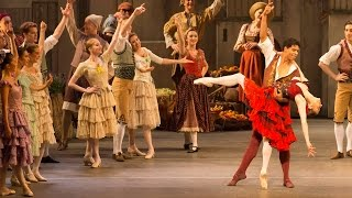 Download Don Quixote - Act I finale (Marianela Nuñez and Carlos Acosta, The Royal Ballet) Video