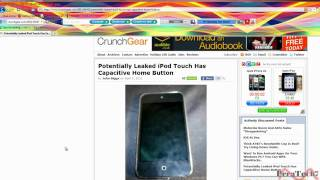 Download IPod Touch 5th Generation Leaked?(Discussion) Video