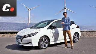 Download Nissan Leaf 2019 | Primera Prueba / Test / Review en español | coches Video