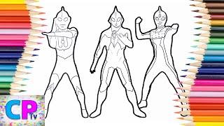 Coloring Pages Ultraman Uncategorized Vocal R