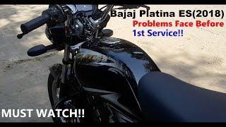 Download Problems Face Before 1st Service Bajaj Platina ES(2018)-VlogWithMe! Video