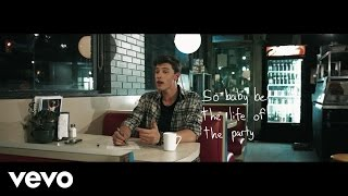 Download Shawn Mendes - Life Of The Party Video