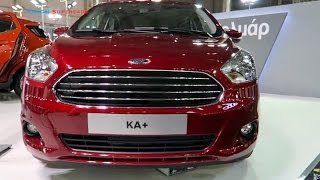 Download NEW 2017 Ford Ka+ Exterior & Interior Video
