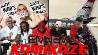 Download THE REAL SLIM SHADY! EMINEM - KAMIKAZE (FULL ALBUM) REACTION/REVIEW Video