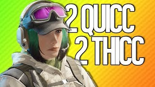 Download 2 QUICC 2 THICC | Rainbow Six Siege Video