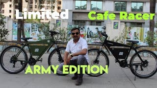 Download Army Edition Electric cycle by 29 motors Video