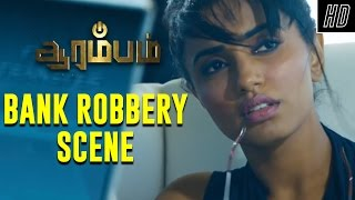 Download Bank Robbery Scene - Arrambam | Scene | Ajith, Arya, Nayantara | Yuvan Shankar Raja Video