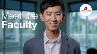 Download Meet the Faculty: Charles Chen, Ph.D. Video