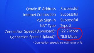 Download HOW TO GET 100% FASTER INTERNET CONNECTION ON PS4! MAKE YOUR PS4 RUN FASTER & DOWNLOAD QUICKER Video