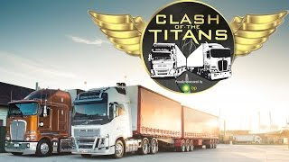 Download Kenworth vs Volvo Part One | Clash of the Titans | Truck TV Australia Video