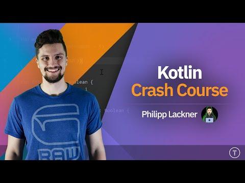 Kotlin Crash Course
