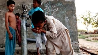 Download Pakistan's groundwater is contaminated with alarming levels of arsenic Video