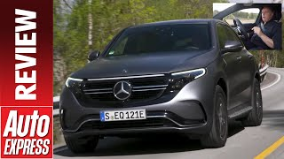 Download New Mercedes EQC 2019 review - can Merc muscle into the premium electric SUV market? Video