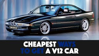 Download 9 Cheapest Ways To Get A V12 Car Video