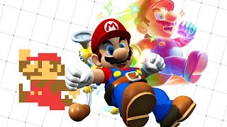 Download Every Mario Game Ever Video