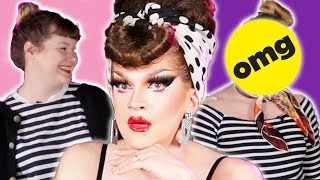 Download Drag Queen Styles An Introvert For A Week Video