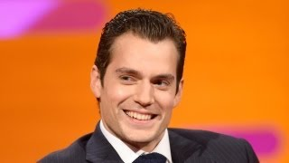 Download When RUSSELL CROWE met ″Fat″ HENRY CAVILL: The Graham Norton Show June 20 BBC AMERICA Video