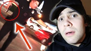 Download POLICE PULLED GUN ON US!! (PRANK GONE WRONG) Video
