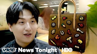 Download When Givenchy Needs To Sell A Handbag In China, They Call Mr. Bags (HBO) Video