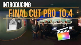 Download Final Cut Pro 10.4 - New Features Introduction Video
