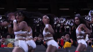 Download Grambling State University Marching Band - Digits - Bayou Classic 2016 Video