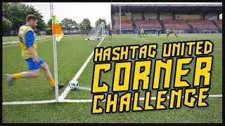 Download HASHTAG UNITED CORNER CHALLENGE! Video