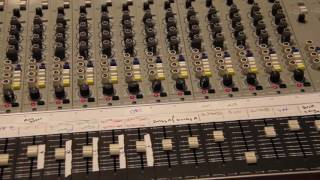 Download Overview of Analog Recording, Tracking & Mixing Process Video