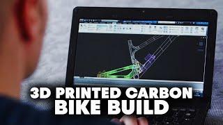 Download Carbon Fiber Bike Built With 3D Printer - Fettlers - Chapter 2 Video