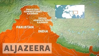 Download India claims striking suspected rebels in Pakistan Video