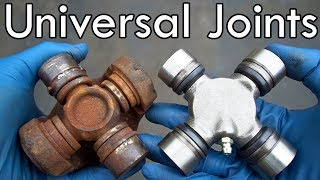 Download How to Diagnose and Replace Universal Joints (ULTIMATE Guide) Video
