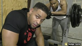 Download Chest Workout In Our New Gym @hodgetwins Video