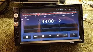 Download Tania stacja 2din. Radio którego nie kupię. Porównanie do GMS 7751 Video