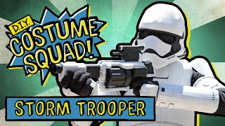 Download Make Your Own Stormtrooper Costume - DIY Costume Squad Video