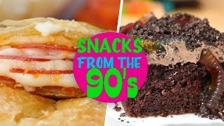 Download Snacks From The 90's You Can Make at Home Video