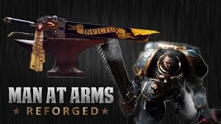 Download Warhammer 40K Chainsword - MAN AT ARMS: REFORGED Video
