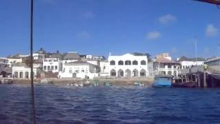 Download A view of Lamu's waterfront Video