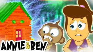 Download WITCH SWITCH   Funny Animal Cartoons for Children   The Adventures of Annie and Ben! Video