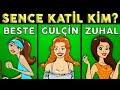 Download Türkiye'nin En Zor 3 Gizem Sorusunu Sadece %2 Zeki ÇÖZEBİLİR Video