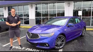Download Is the 2020 Acura TLX A-Spec a GOOD midsize LUXURY car to BUY? Video