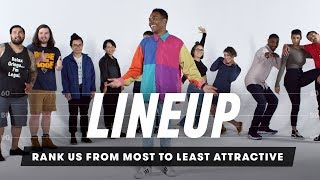 Download Rank Me from Least Attractive to Most Attractive | Lineup | Cut Video