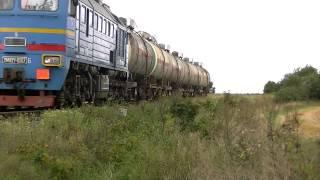 Download 2M62У-0367 wjeżdża do Polski z Obwodu Kaliningradzkiego/Pociąg towarowy Video