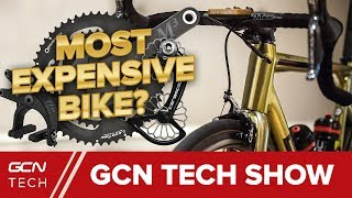 Download Building The World's Most Expensive Bike Ever! | GCN Tech Show Ep. 36 Video
