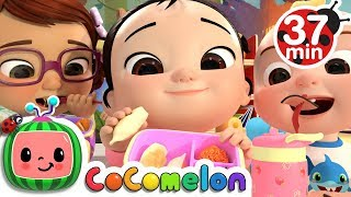 Download The Lunch Song + More Nursery Rhymes & Kids Songs - CoCoMelon Video