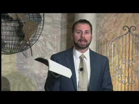 100619 Cleansing Pastor Aaron Anderson