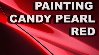 Download COMPLETE PAINTING GUIDE 2014 TOYOTA CAMRY CANDY RED PEARL Video